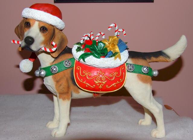 A beagle lover's Christmas..... - Beagle Forum : Our Beagle World ...